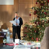 MdL Doris Rauscher bei ihrer Rede zum Haushalt des Landkreises Ebersberg